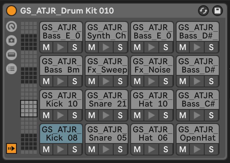 Atajar Drum Kits