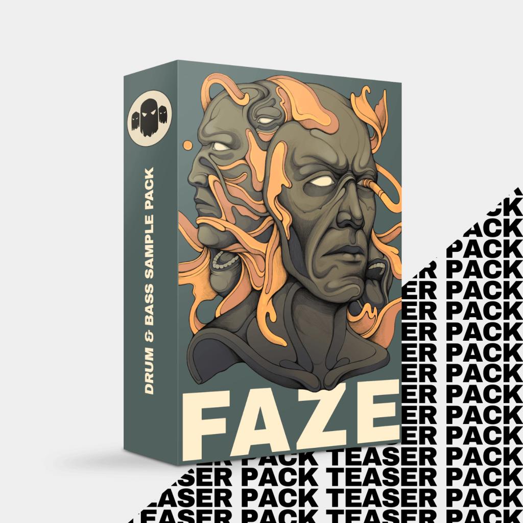 FAZE Dnb Teaser Pack